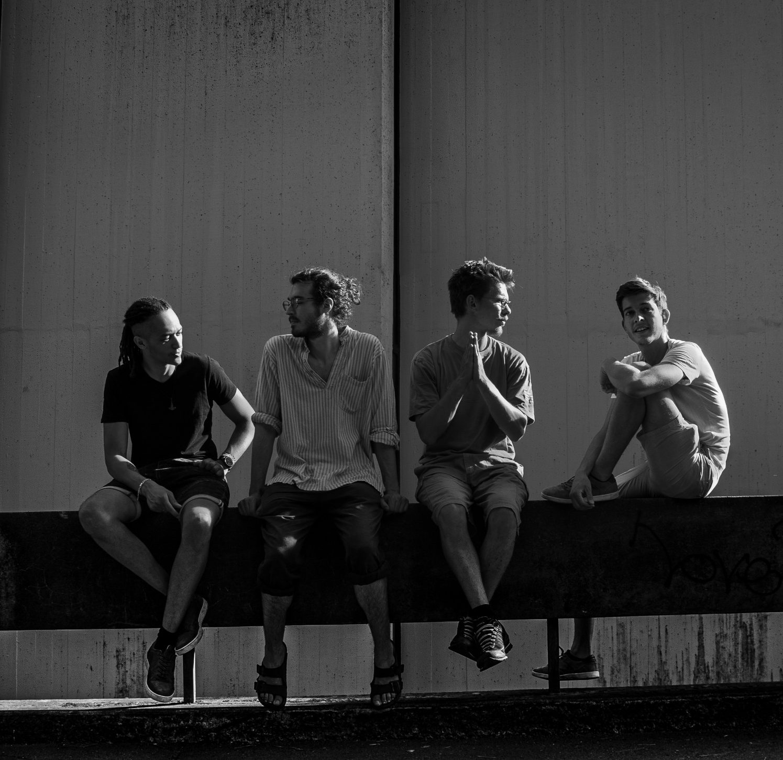 octante-et-onze, groupe, photo officielle